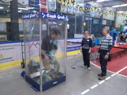 Soft-sided Money Booth