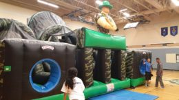 Adrenaline Bootcamp Obstacle Course