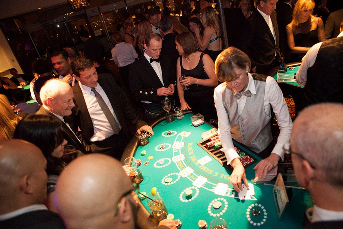 Casino party vancouver