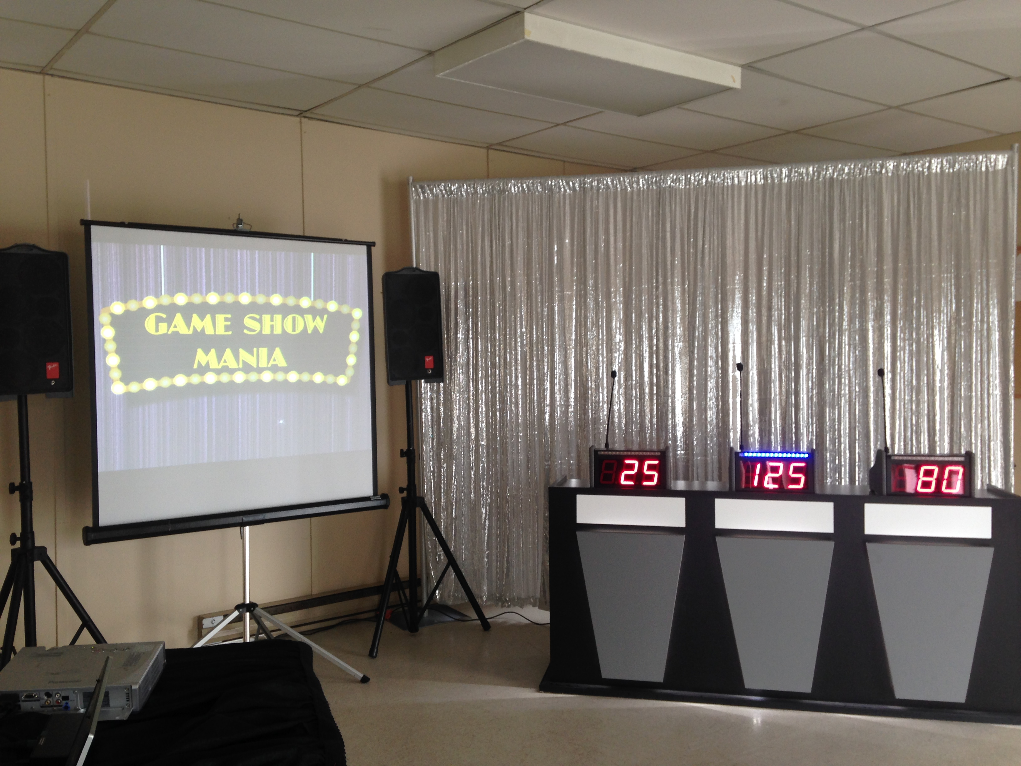 Try Out Game Show Mania At Your Next Event Houle Games