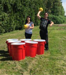 Jumbo Red Cup Pong