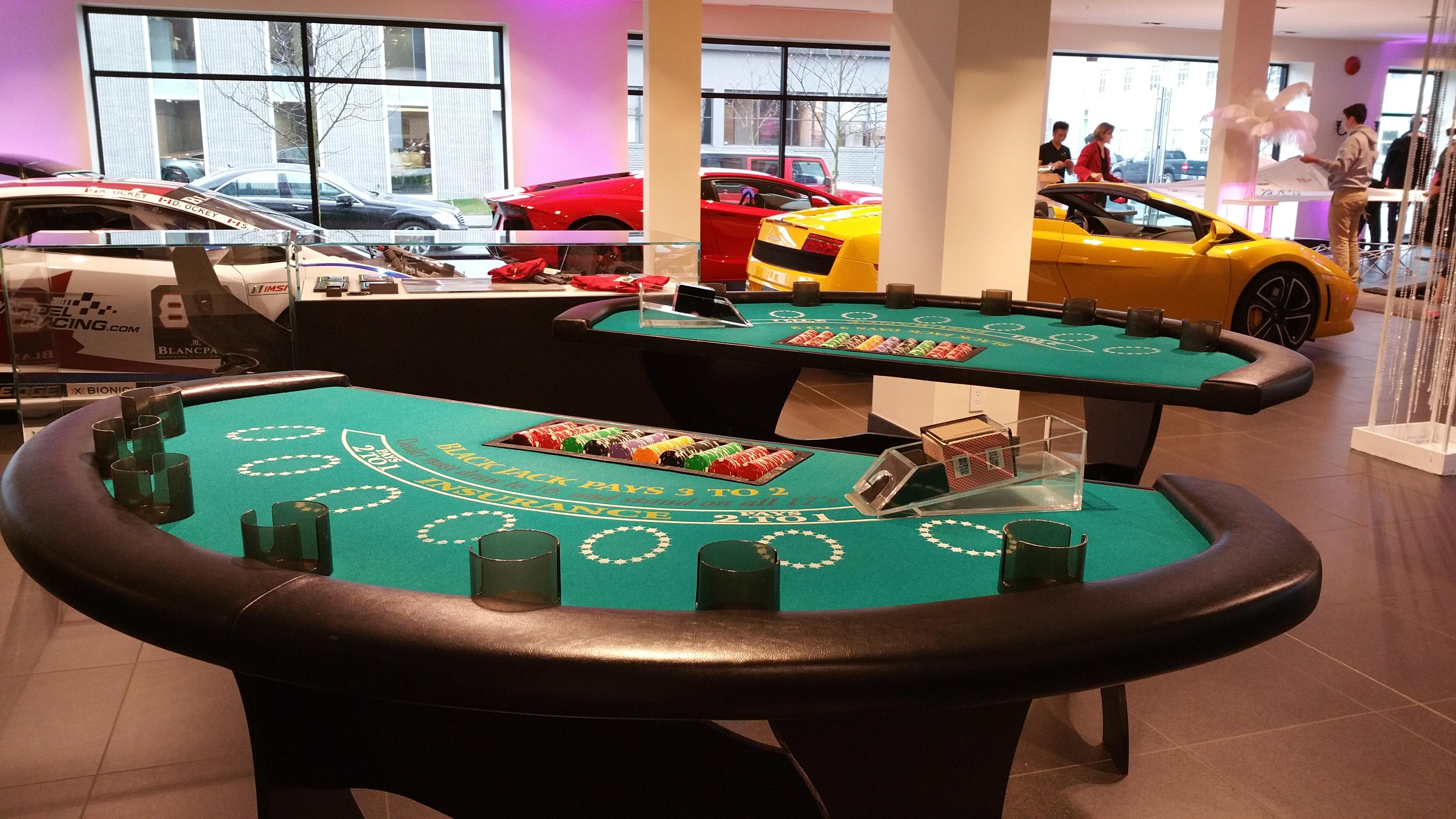 Vancouver Poker Tournaments