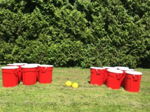 Jumbo Red Cup Pong