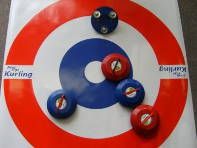 Iceless Curling