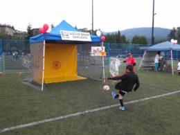 Soccer Radar Challenge!