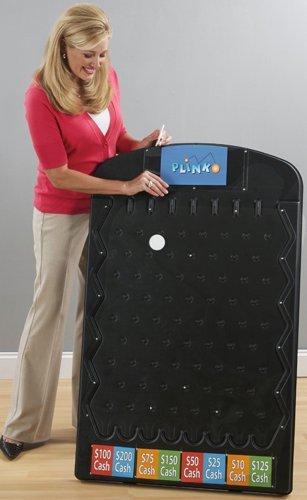 Plinko for Plinko board dimensions