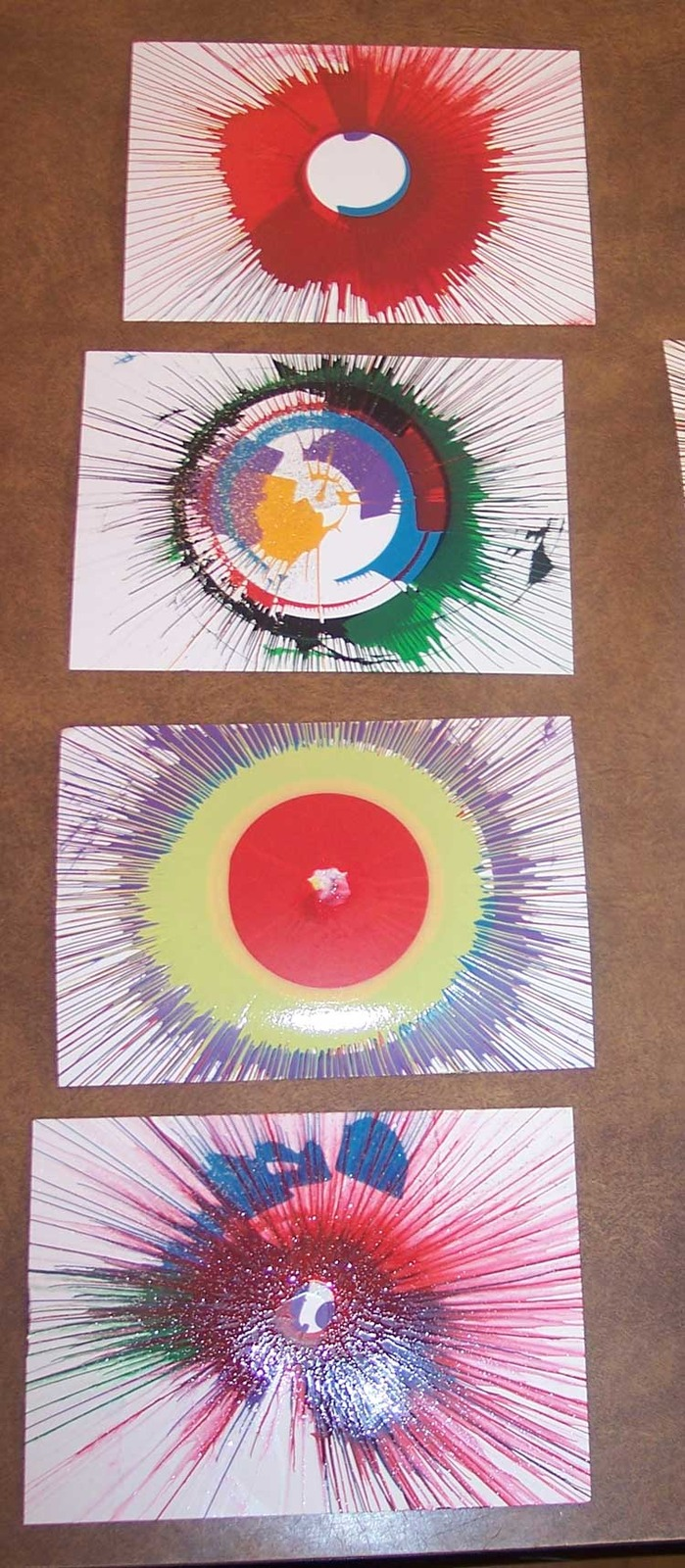 Spin Art Machine Rentals Kids Birthday Party Ideas