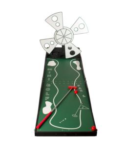 Windmill Mini Golf Putt