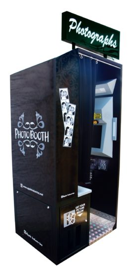 Black Photo Booth