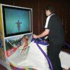 Ski Simulator in action!