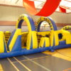 Velcro Obstacle Course