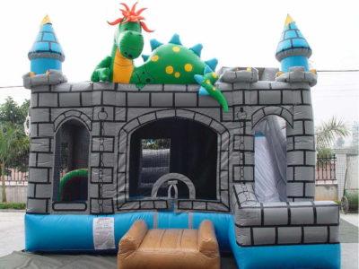 Dragon Castle 4 in 1