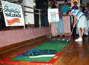 Shuffle Golf Challenge